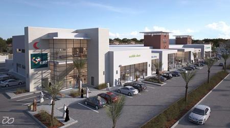 设计感购物中心照片方案