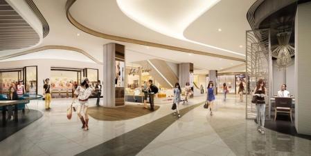 设计感购物中心照片案例