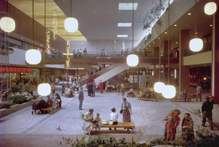 概念购物中心设计大全