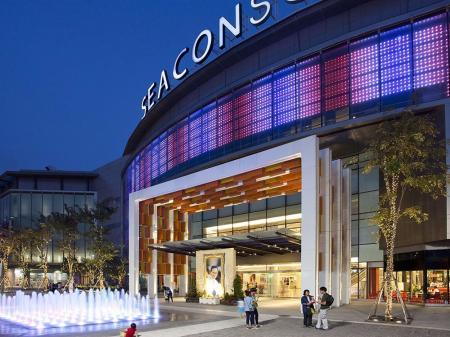 概念购物中心设计灵感来源