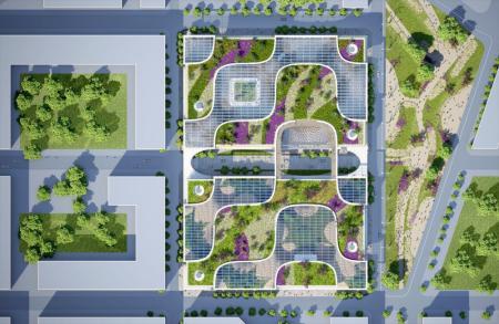 概念商场设计概念