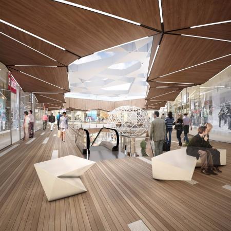 概念购物中心design