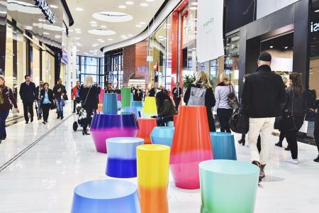 概念shopping mall参考图片