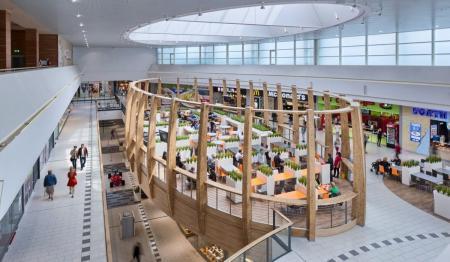 概念shopping mall案例