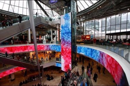 概念购物中心照片参考图片