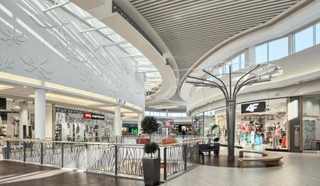 漂亮的购物中心设计参考