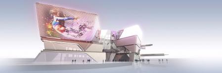 漂亮的购物中心设计设计图片