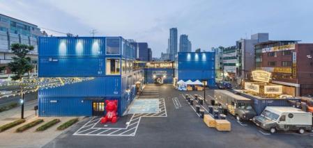 漂亮的购物中心设计概念