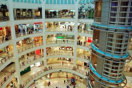 漂亮的购物中心灵感