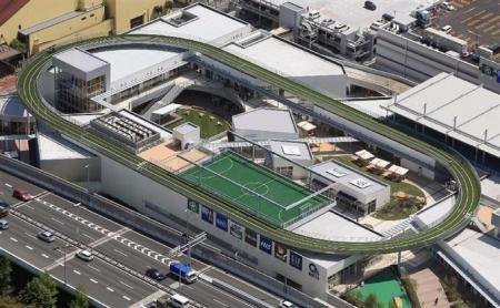 漂亮的shopping mall概念