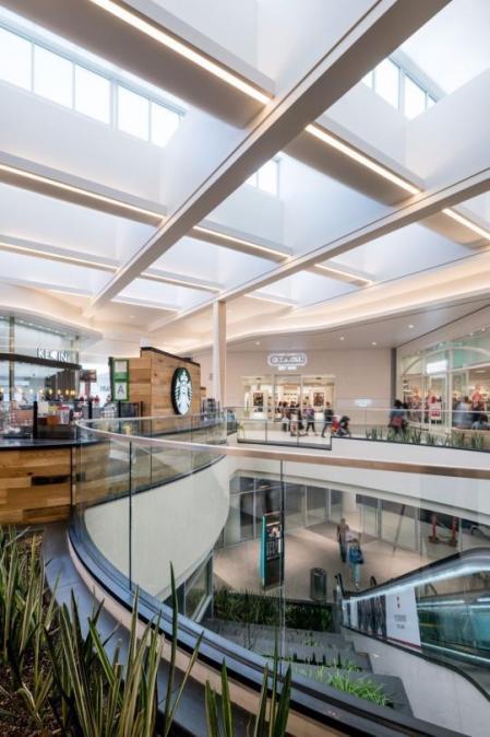 漂亮的shopping mall案例