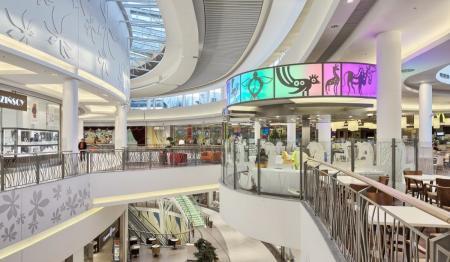 漂亮的shopping mall大全