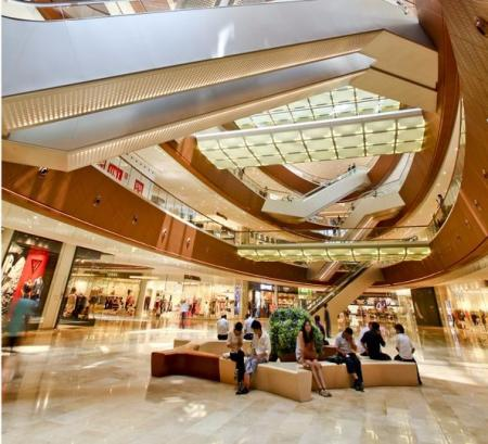 漂亮的shopping malldesign