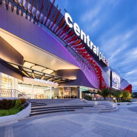 漂亮的购物中心照片设计图片