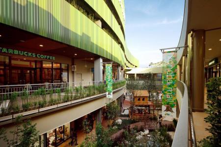 漂亮的购物中心照片方案