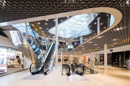 很酷的购物中心设计设计图片