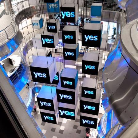 很酷的购物中心设计灵感