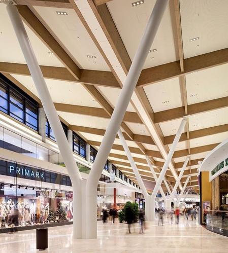 很酷的购物中心设计方案