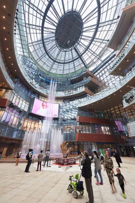 很酷的购物中心设计大全