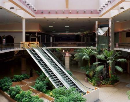很酷的购物中心设计图片