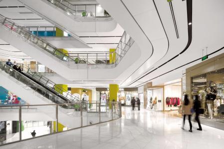 很酷的购物中心大全
