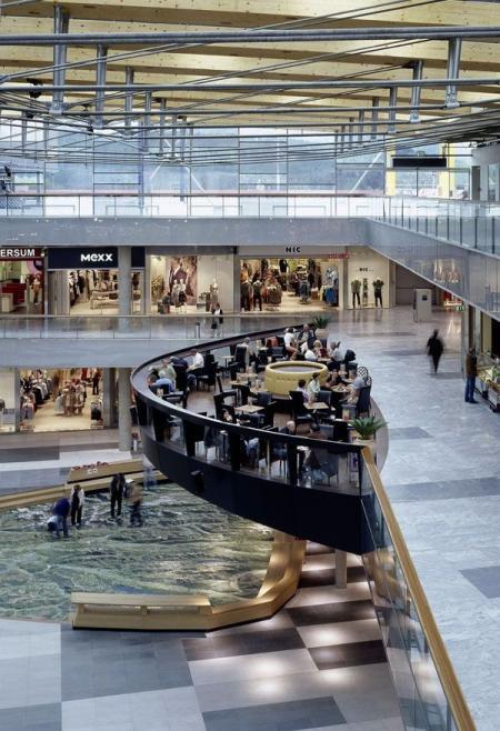 很酷的购物中心照片大全