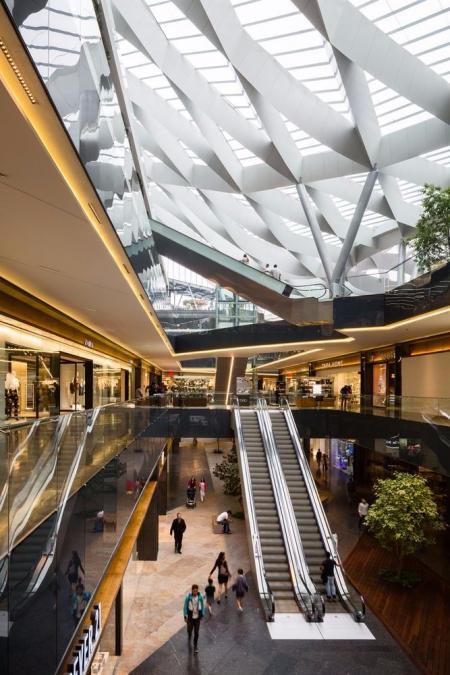 现代感购物中心设计参考