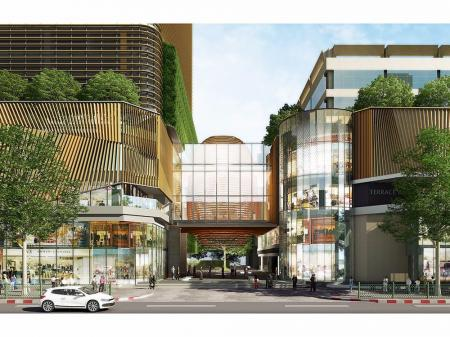 现代感购物中心设计设计图片