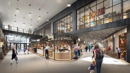 现代感购物中心设计大全