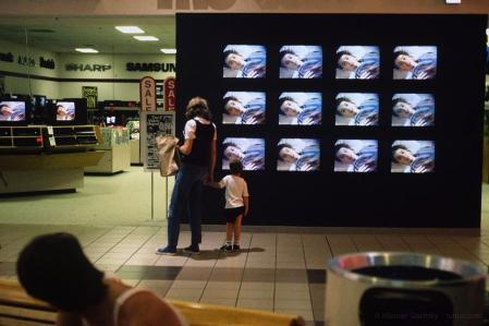 现代感购物中心参考图片