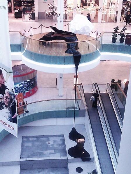 现代感购物中心照片设计图片