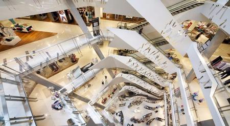 现代感购物中心照片design