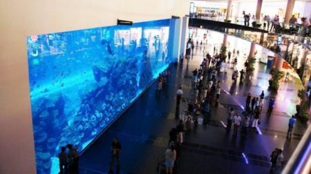 现代感风格购物中心设计灵感