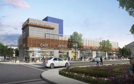 现代感风格购物中心设计大全