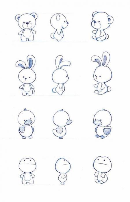 卡通形象设计