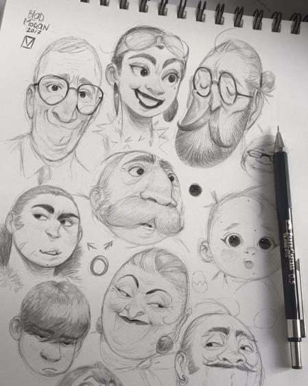 经典卡通角色