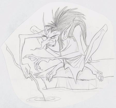 手绘可爱的Cartoon概念