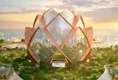未来建筑设计案例