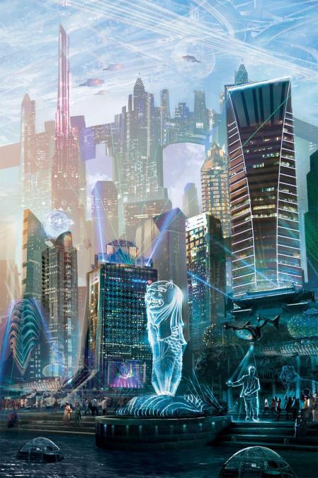 未来建筑图库 设计
