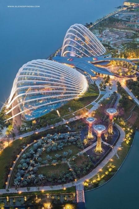 未来建筑灵感图 设计