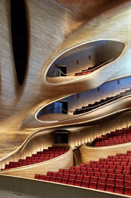 未来建筑设计稿图