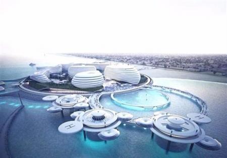 时尚未来建筑