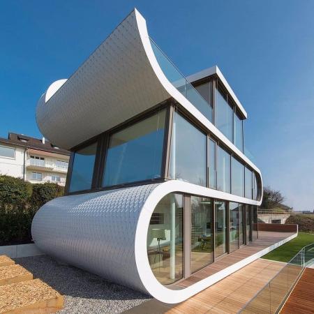 经典未来建筑