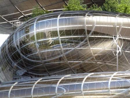 灵感图 未来建筑
