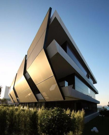 设计制作 未来建筑