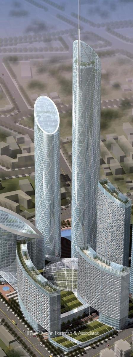 设计案例 未来建筑