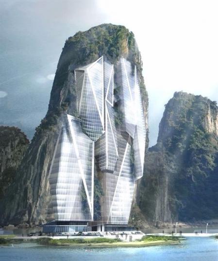 好图设计 未来建筑