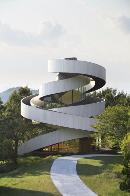 图设计设计 未来建筑