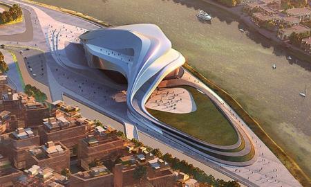 案例设计 未来建筑