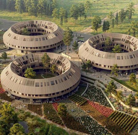 效果图 大全 未来建筑
